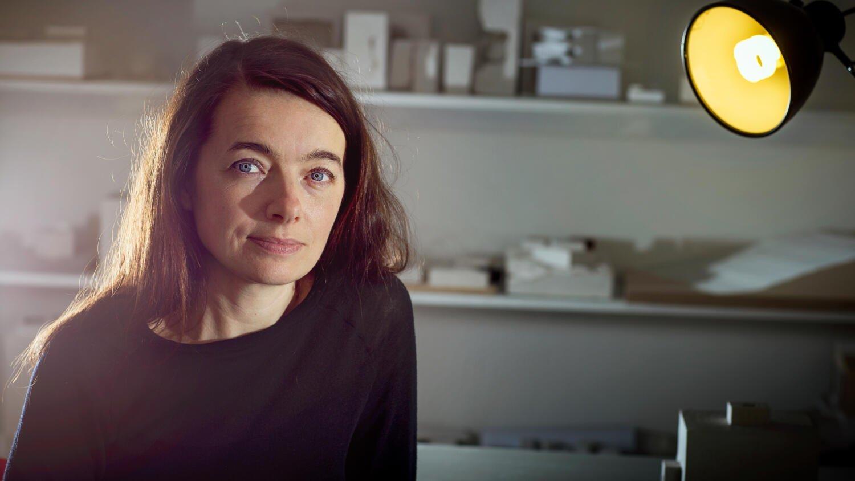 Petra Gipp, arkitekt. Foto: Casper Hedberg.
